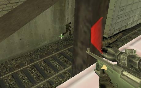 Настройка прицела для Counter-Strike 1.6. Как установить прицел, взрыв, ди