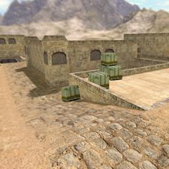 cкачать карту de_dust2_2x2
